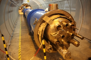 Private tour of CERN