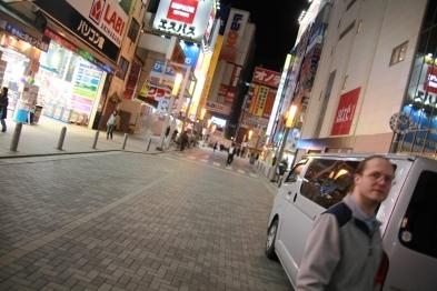 Akihabara backstreets