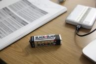Black Black caffeinated gum..