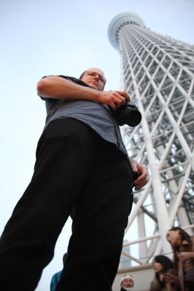 Lawler is big in Japan.