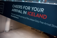 Iceland Airport.