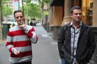 New Zealand badasses (Barnaby and Brett)