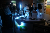 NXP's booth